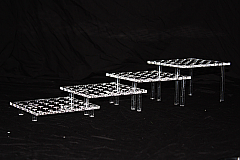Infinity Series Acrylic Frag Rack